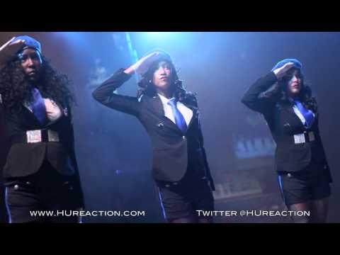 Zeta Phi Beta @ Howard University Homecoming Step Show 2011