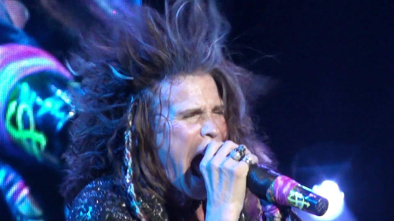 Aerosmith Nine Lives Tour Setlist