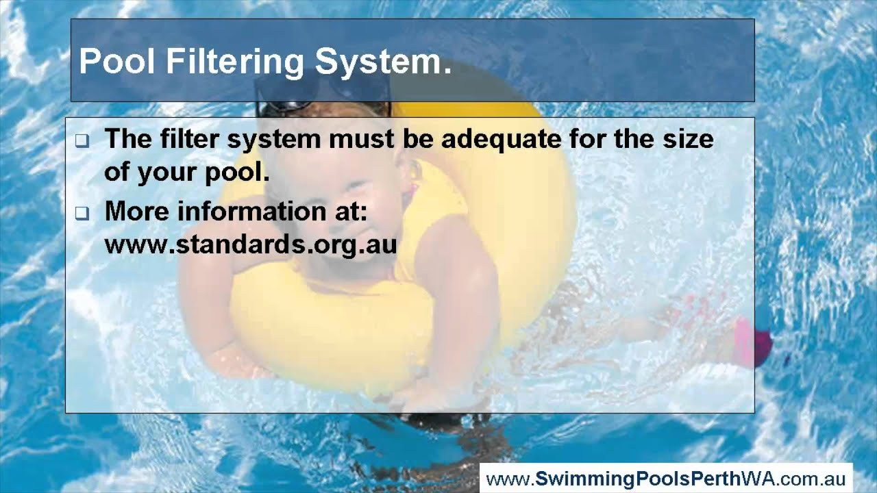 Swimming Pools Australia Top Pool Safety Tips Perth