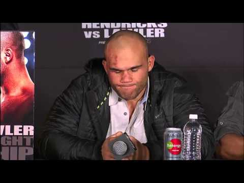 UFC 171: Post-fight Press Conference