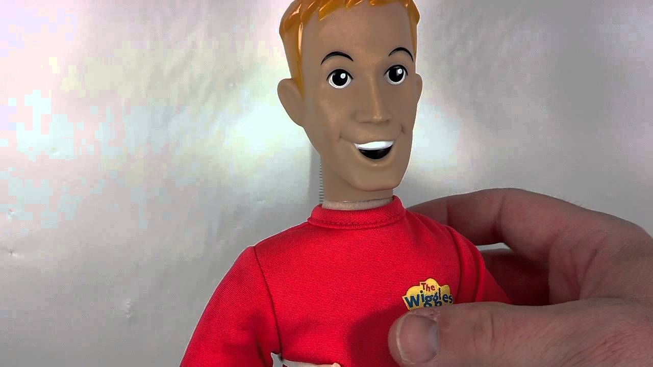wiggles singing murray doll youtube