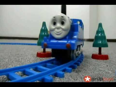 Mainan Kereta Thomas and Friends - YouTube