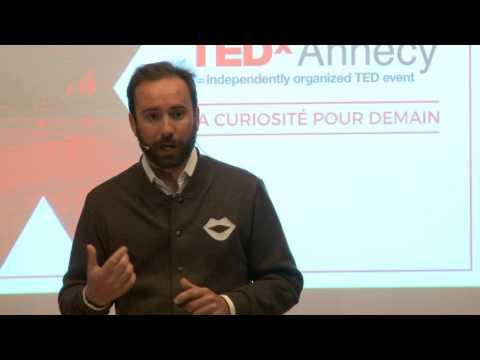 L'Homme est un produit comme un autre   Olivier GIRY   TEDxAnnecy