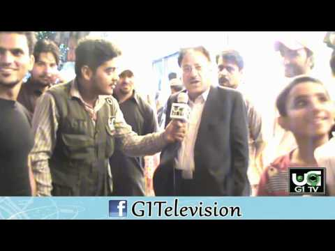 Gen. Musharraf special interview for G1 TV