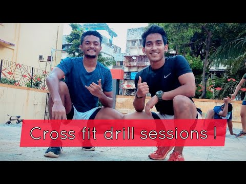 || CrossFit workout || (with Budies) **I love such workouts !