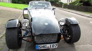 Caterham Super Seven - Lotus Seven