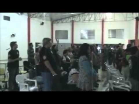 Culto Motociclista Águias de Cristo MC Ribeirão Preto SP'