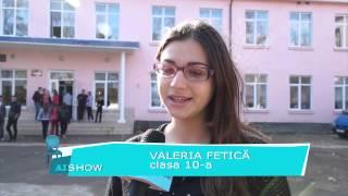 """În ospeție la liceul """"Ion Suruceanu"""""""