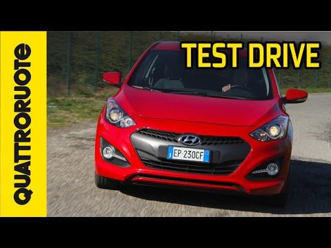 Hyundai i30 wagon 2014 Test Drive - Prova su strada Quattroruote