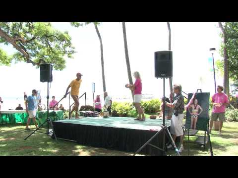 AWARDS MALE AGE GROUP  65yrs to 69yrs  2011 Waikiki Rough Water Swim