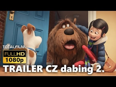 Tajný život mazlíčků - trailer na animák