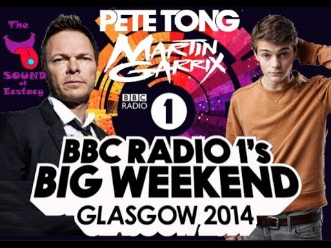 BBC Radio 1's Big Weekend 2014: Day 1: Pete Tong & Martin Garrix