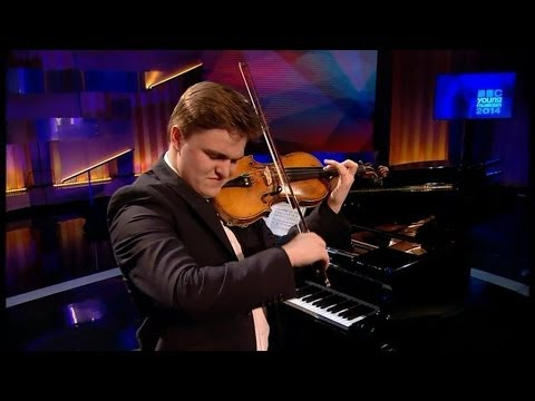 William Dutton: BBC Young Musician 2014, Strings Final (18 April 2014))