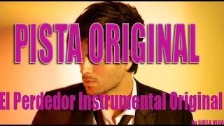 Instrumental El Perdedor Enrique Iglesias Y Marco