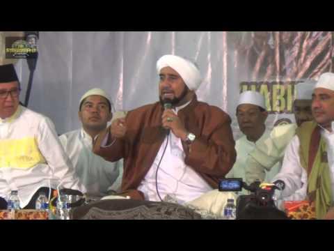 Hình ảnh trong video Ceramah Habib Hamdi bin Muhsin Al Hamid dari ...