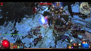 Path Of Exile : Act 3 Endboss Fight : Dominus