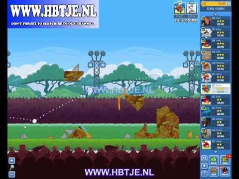 Angry Birds Friends Tournament Week 81 Level 4 high score 152k (tournament 4)
