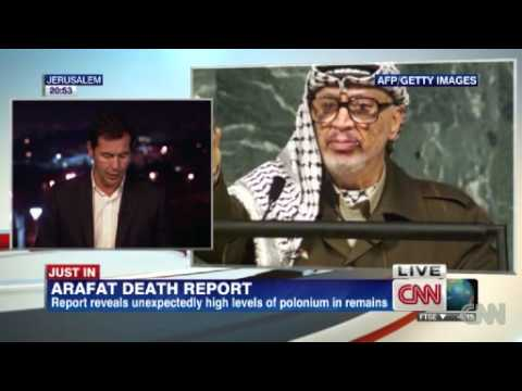 Report Tests support Arafat polonium poisoning claim