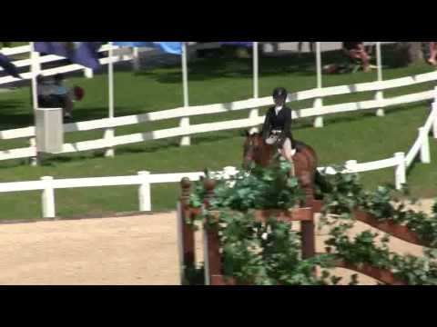 FAUNTI  2011 Pony Finals Large Green Champion