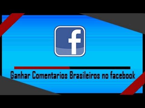 Como ter muitos comentários brasileiros em fotos do Facebook 2015