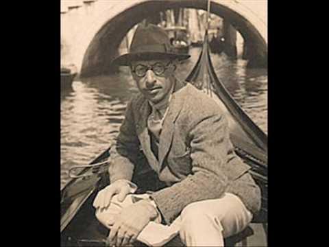 Igor Stravinsky - Tango for Piano