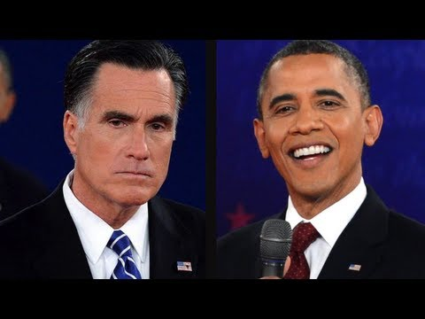 The Second Debate: Obama vs Romney (Town Hall, Complete HD)