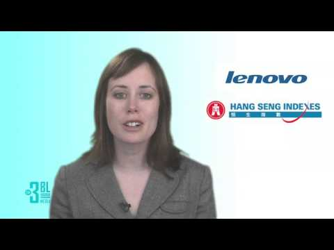 CSRminute: Lenovo Signs Up as Charter Company of Hang Seng Corporate Sustainability Index; American