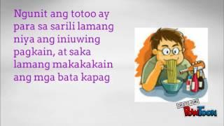 ang ama ni m r avena Ang totooang ama salin ni m pagkatapos ay naroong magkagulo sa tira ang mga bata na kangina pa aali-aligid sa mesa  80634887-ang-ama-ni-mauro-r-avenadocx.