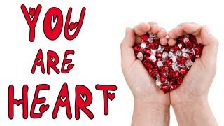 Valentine's Day Song For Children You Are Heart Kids
