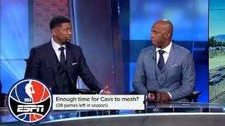 Do the new-look Cavaliers have enough time to mesh? | NBA Countdown | ESPN