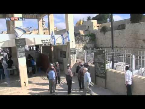 افتتاح أنفاق إسرائيلية تحت الأقصى