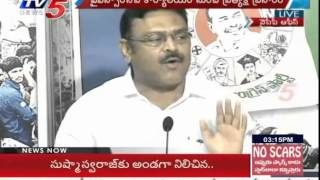 Chandrababu not condemning voice on tapes is his: Rambabu