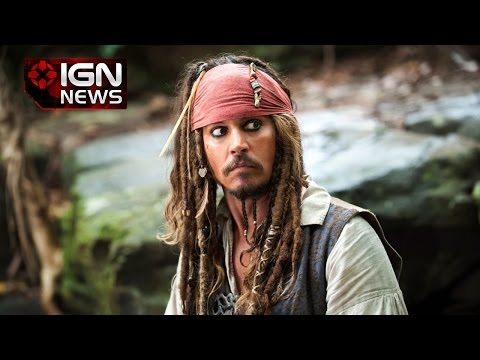 IGN News - Marvel Reportedly Wants Depp for Doctor Strange