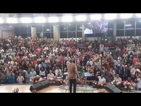Vigília Adbras Dede de Jesus Pastor Samuel J. Marques