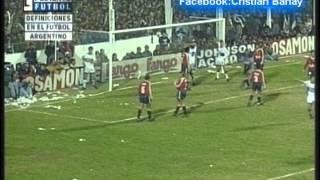 San Lorenzo Campeon Clausura 1995 La Definicion