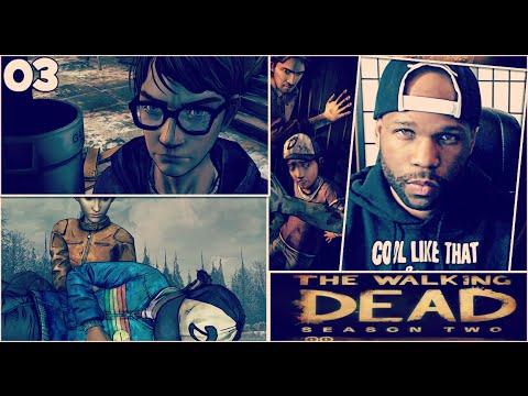 The Walking Dead Season 2 - Episode 5 - Part 3 - Save Luke