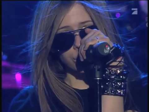 Avril Lavigne Complicated [Live], Video Music (Live Performances) 2002