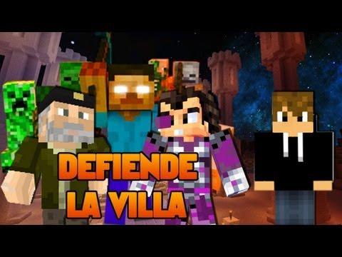 Hình ảnh trong video VIGOR EN EL HIELO!! DEFIENDE LA VILLA