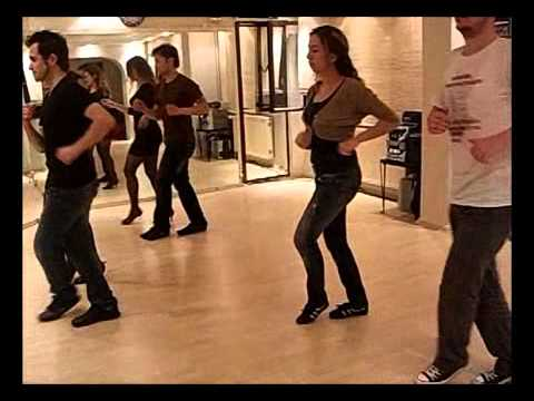 Izmir Salsa Dans Kursu Tekila (Tequila) Gösteri Koreografisi