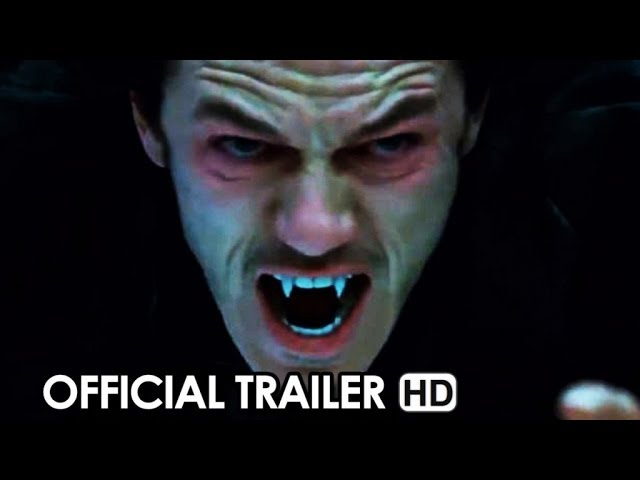 Dracula Untold Official Trailer #1 (2014) HD