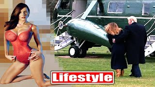 Melania Trump Lifestyle ★ 2018