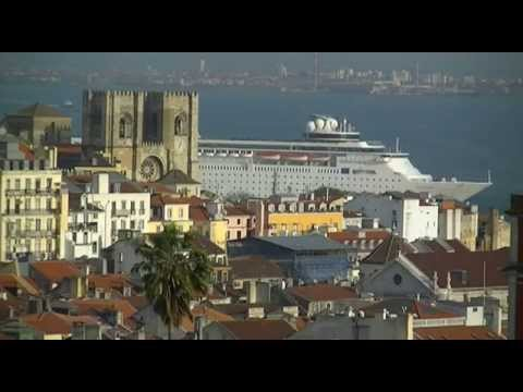 SHIPS IN PORTUGAL//LISBOA//M/V COSTA CLASSICA//220m//17Mar14//EdgarPereiraSearail