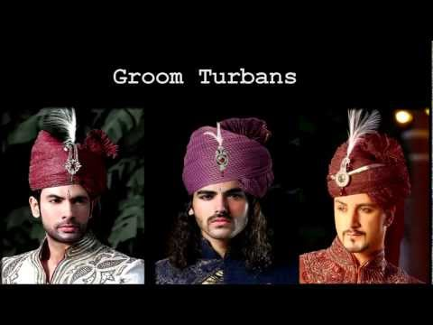 Turbans 2012 for Indian groom
