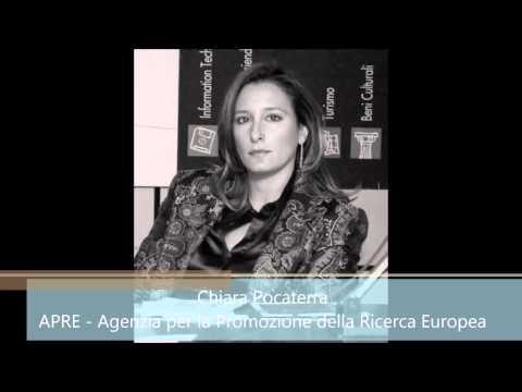BioEnergy Italy 2014 - Chiara Pocaterra, Agenzia APRE