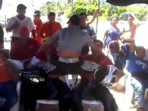 reunion biker final de baile cachondo
