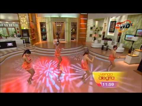 El Ballet De Venga La Alegria   Bacalao HD