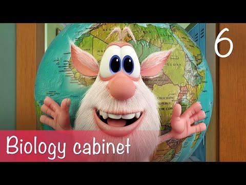 Booba Episode 8 - kabinet biologie