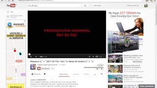 Como Compartir videos de Youtube a Facebook 2014