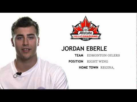 Jordan Eberle on Practicing as a Kid