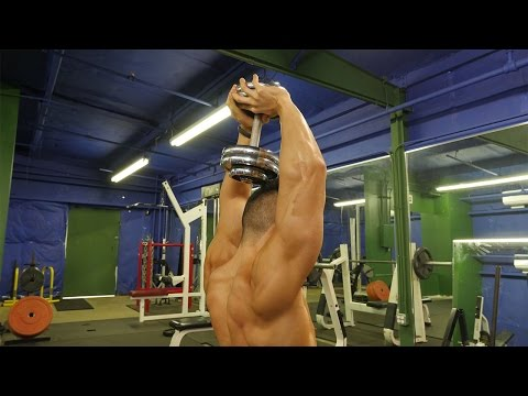 Home CHEST AND TRICEP Workout